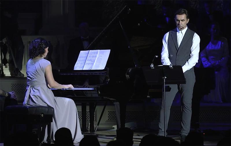 Пробуждённая Радость — концерт-спектакль Вячеслава Бутусова