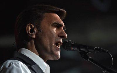 Вячеслав Бутусов отметил в Санкт-Петербурге 35-летие «Наутилуса»
