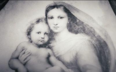 Видеоклип на композицию «К Ангелам»